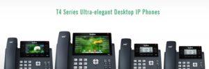 Yeaklink desktop IP phones