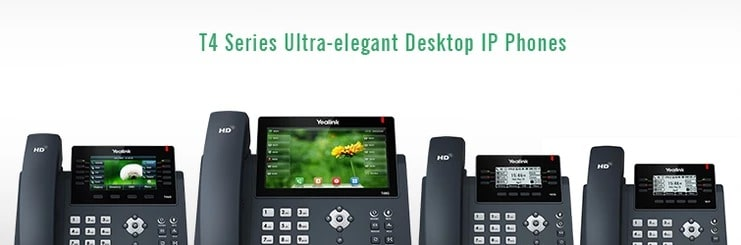 Improcom is a premier authorized dealer for Yealink VoIP Phone :: Introducing the Yealink T48G Ultra