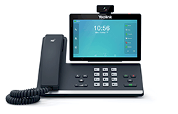 A smart media office phone