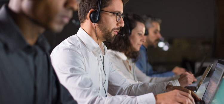 4 Reasons to Utilize VoIP for Call Centers